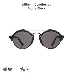 Illesteva Sunglasses Milan II